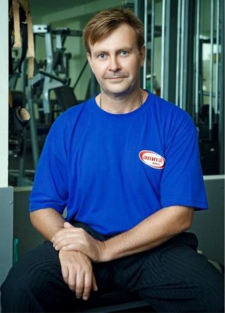 Евгений Зубакин